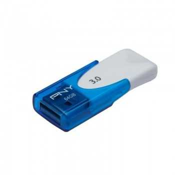 Clé USB PNY 64Go USB 3.0 (FD64GATT430-EF)