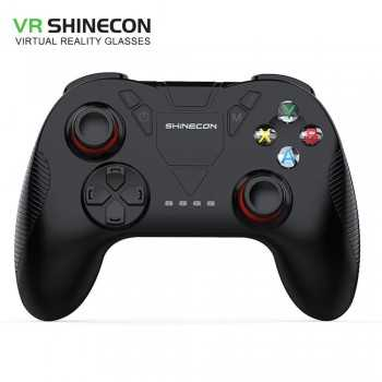 VR SHINECON SC-B04A 2.4G Bluetooth sans fil Gamepad Bluetooth 4.0