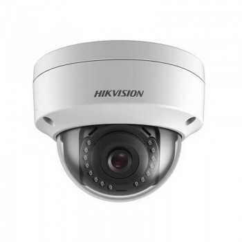Caméra IP interne Dome Hikvision Full HD + 4MP H265 + IR 30m PoE - (DS-2CD1143G0-I)