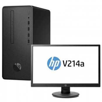 PC BUREAU HP PRO 300 G6 MT PENTIUM G6400 4G 1T (+ ECRAN 20.7)