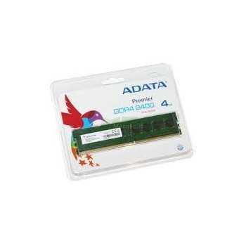 Barette Mémoire Adata 4Go DDR4 2400 Mhz pour PC de Bureau