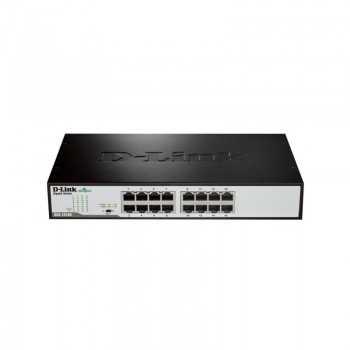 Switch D-Link DGS-1016D/E 16 ports
