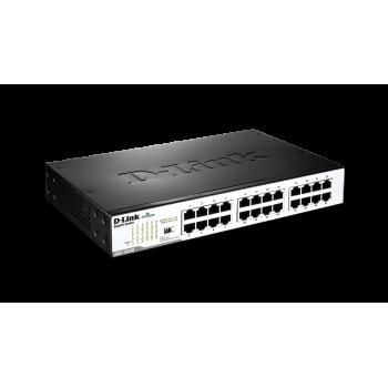 Switch D-Link DGS-1024D/E 24 ports