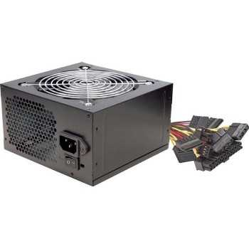 Boite D'alimentation Linkworld Black Power 600W