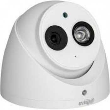 Caméra Dome 1MP HDCVI Métallique IR 50m (Avec Micro)