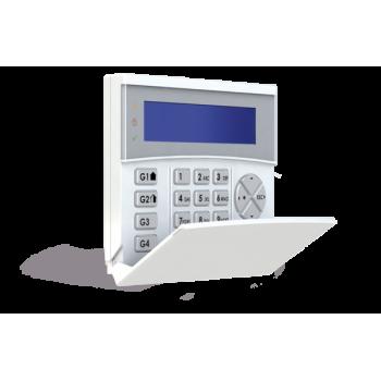 Clavier pour Centrale d'alarme K-LCD Blue