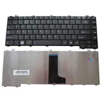 Clavier noir Pour Toshiba C600 QWERTY