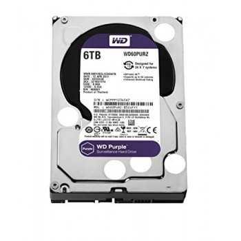 Disque Dur Interne 3.5 Western Digital 6To Purple