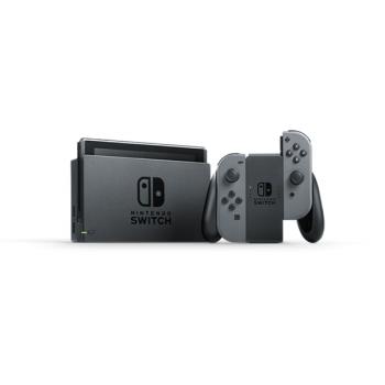 Console NINTENDO Switch + Paire de Joy-Con Gris