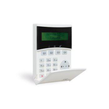 Clavier pour Centrale d'Alarme K-LCD Light Plus