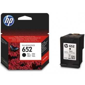 Cartouche d'encre HP 652 Noir