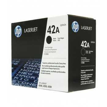 Toner HP Adaptable Noir 42A