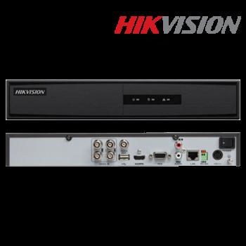 Enregistreur Vidéo DVR HIKVISION 4 Channels DS-7204HGHI-F1