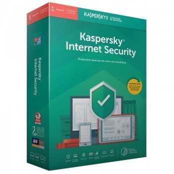 KASPERSKY 2020 INTERNET SECURITY 1POSTE