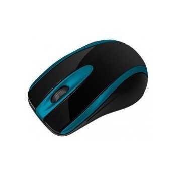 Souris Optique USB Macro KM555 / Noir & Rouge