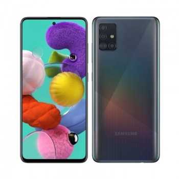 Smartphone SAMSUNG Galaxy A51 Noir (SM-A515)