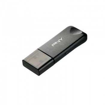 CLÉ USB PNY 64 GO USB 2.0 - NOIR