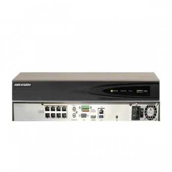 Hikvision DS-7608NI-K1/8P - NVR PoE 8 Caméras IP