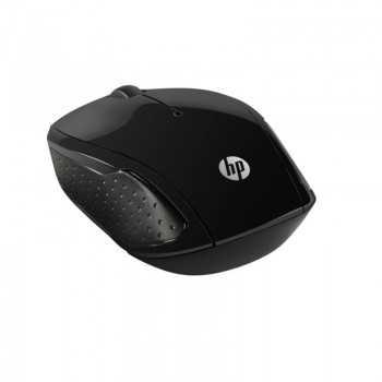 Souris Optique HP sans Fil 200 - Noir (X6W31AA)