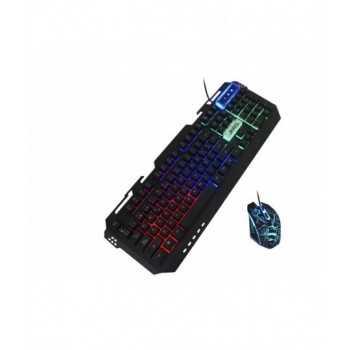 Combo Clavier et Souris USB Gaming JEDEL GK101