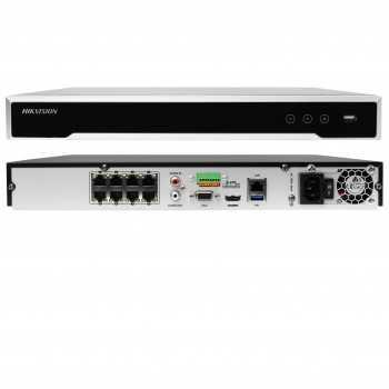 Enregistreur NVR HIKVISION 8 Ports POE 6MP (DS-7608NI-E2/8P)