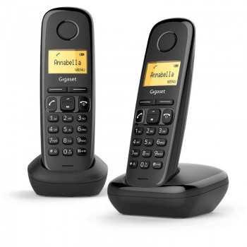 Téléphone Sans Fil GIGASET A170 - Noir