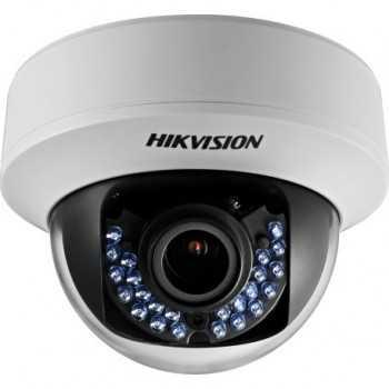 Caméra dôme Hikvision True WDR IR30m varifocal DS-2CE56C5T-VFIR