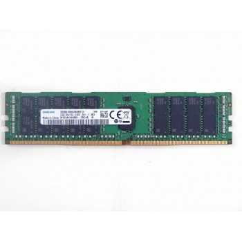 Barrette mémoire Samsung pour serveur 32GB 2Rx4 PC4-2400T-R