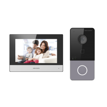 "VIDEOPHONE HIKVISION 7"" WIFI DS-KIS603-P"